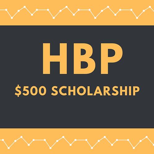 Heather Brooke Petersen Scholarship - $500