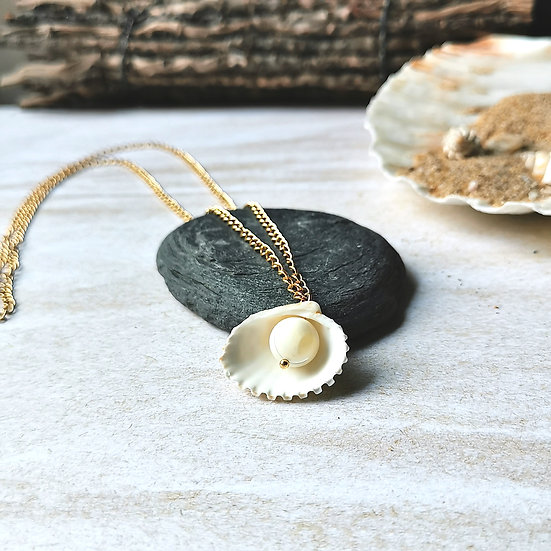 COLLIER - PERLE -