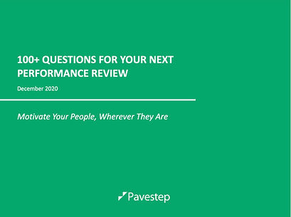 questions for performance review