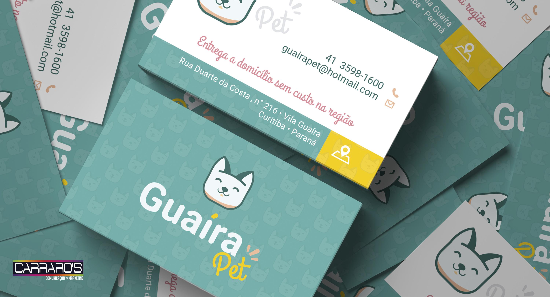 Guaira Pet - Cartão