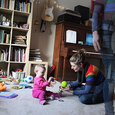 Artist As Mother Series