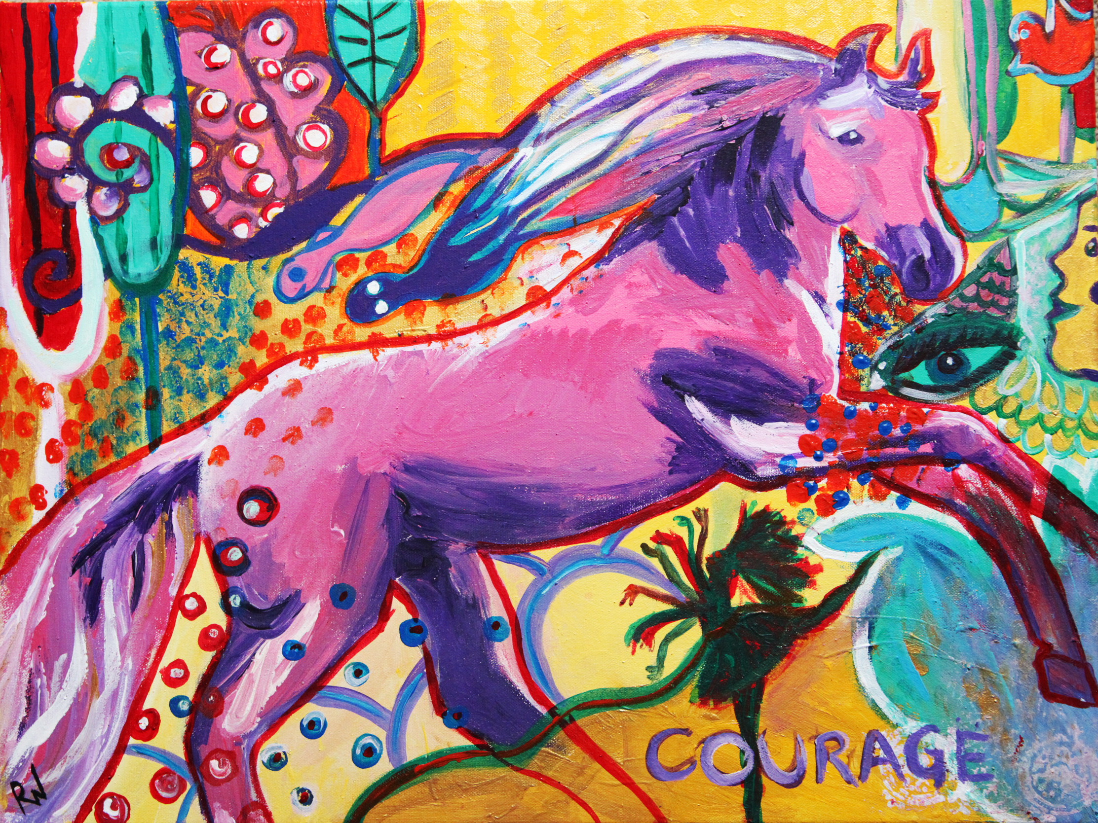 Courage201718x20