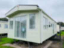 Holiday Home sited on C41 on Walshes Farm Caravan Park