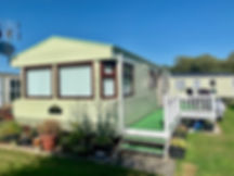 Holiday Home sited on C53 on Walshes Farm Caravan Park