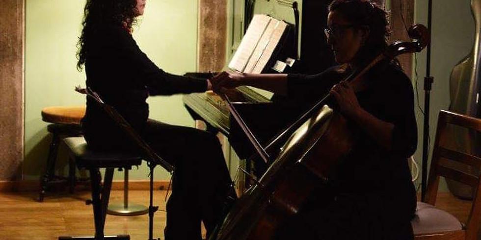 Postales Tangueras para violoncello y piano