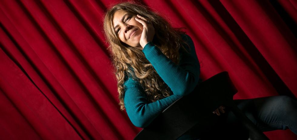 Patricia Slukich, periodista y socia de Casa Montenegro