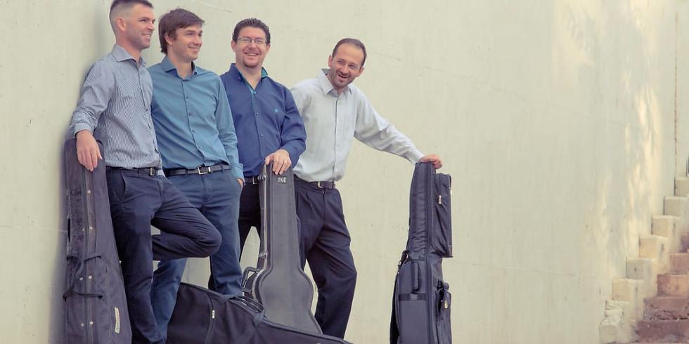 A Puro Tango - Cuarteto Ecos