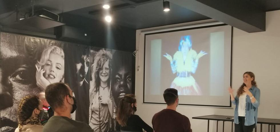 Nuestro espacio de Aprender Cine Viendo Cine