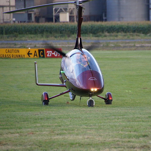 1 Hour Gyrocopter Experience Flight
