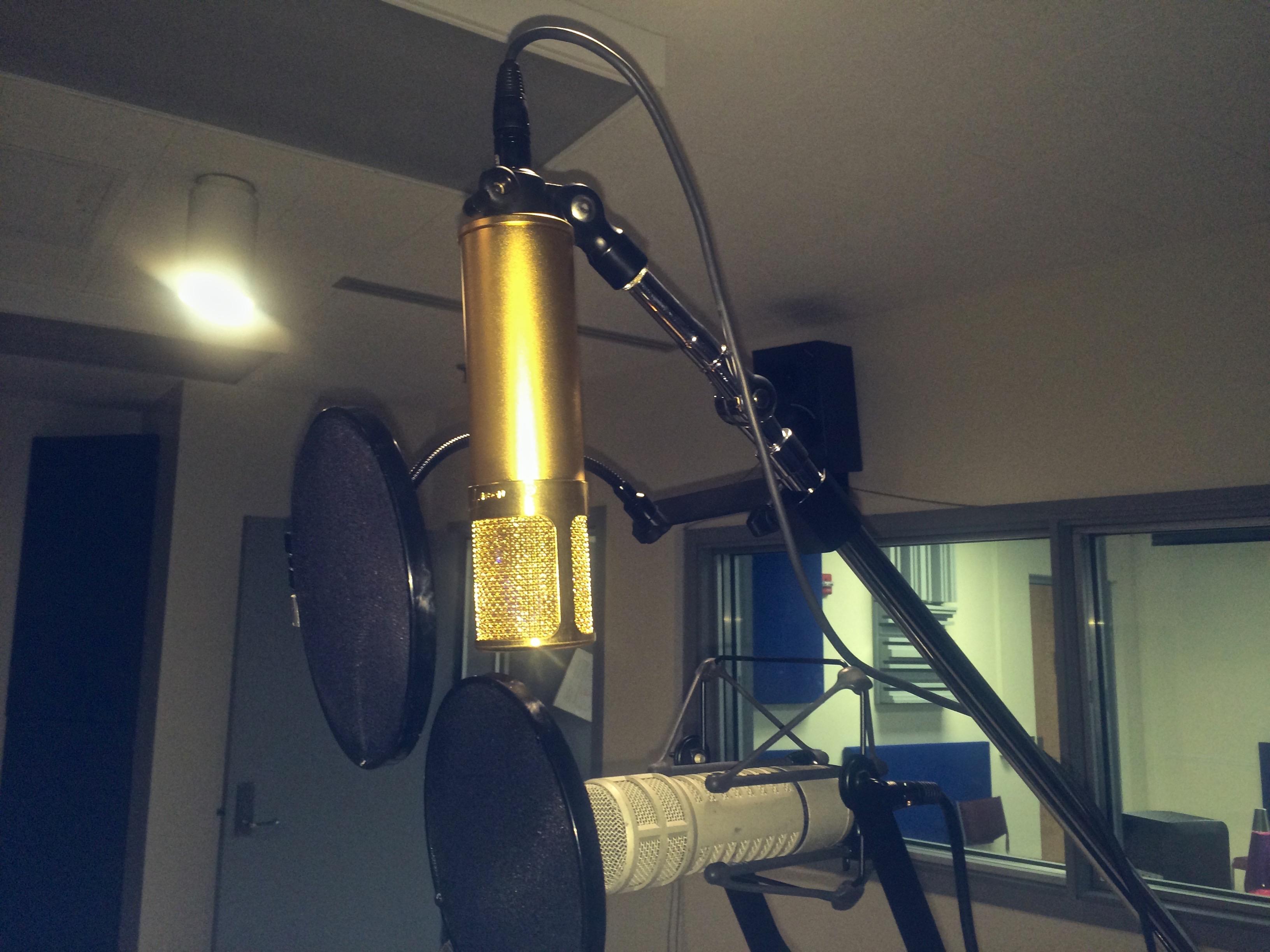 Recording Avenue Q