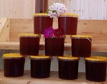 Мёд с пасеки Сидорова