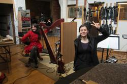 05.formiga and cigale - studio day 2