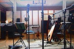 01.formiga and cigale - studio - testing