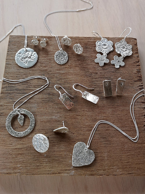 Beginners Silver Clay Jewellery Making Workshop