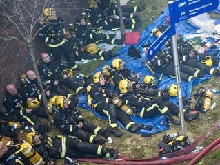 London's Burning, London's Burning...