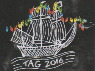 TAG - a sketchy retrospective