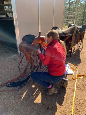 Saddle evaluations