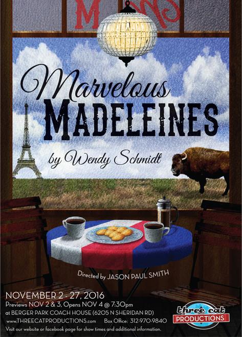 Marvelous Madeleines