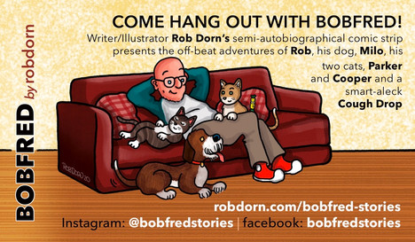 Come hang out with BobFred