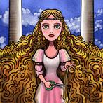 Symmetrical Rapunzel