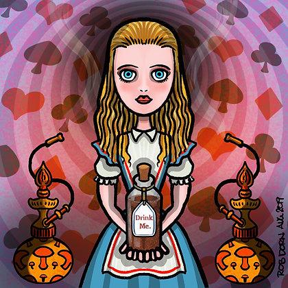 Symmetrical Alice