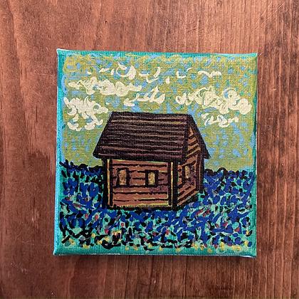 Tiny Cabin 4x4