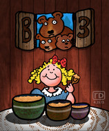 """Goldilocks and the Three Bears"""