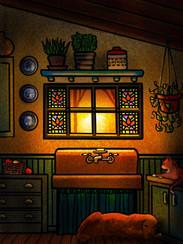 """""""Sunrise Kitchen"""""""