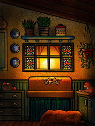 """Sunrise Kitchen"""