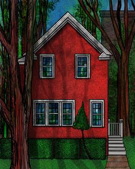 Red Stucco