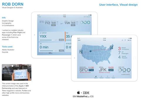 Apple + IBM Partnership