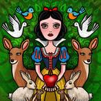 Symmerical Snow White