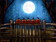 """Five Lil' Pumpkins"""