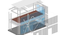Meeting Rooms - 3D Model