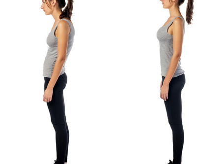5 Tips to Better Posture