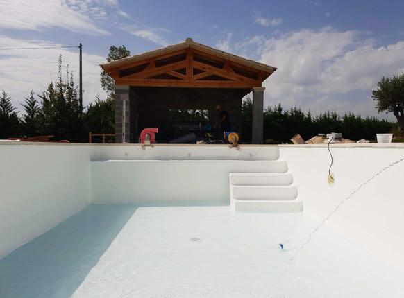 Rénovation liner dans le Gard #4