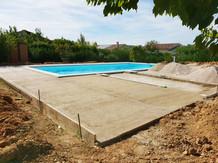 Aménagement extérieur d'une piscine à Nîmes #3