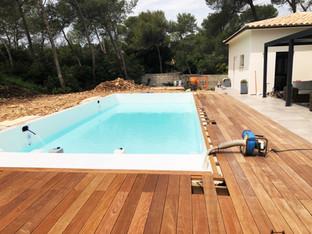 Construction de piscine - Hauts de Nîmes #5