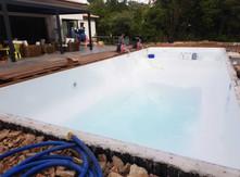 Construction de piscine - Hauts de Nîmes #4