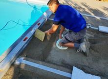 Aménagement extérieur d'une piscine à Nîmes #4