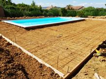 Aménagement extérieur d'une piscine à Nîmes #2