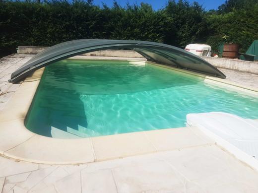 Rénovation de piscine avec Liner à Nîmes #6