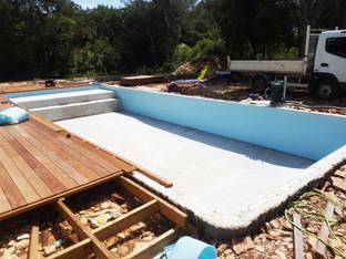 Construction de piscine - Hauts de Nîmes #2