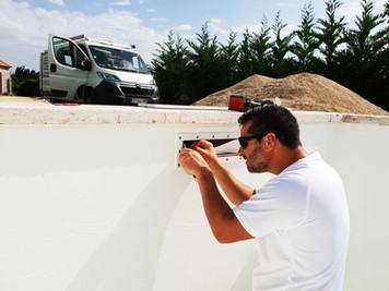 Rénovation liner dans le Gard #3