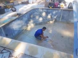 Rénovation de piscine avec Liner à Nîmes #4
