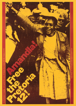 David King, Amandla! Free the Pretoria 12, Anti-Apartheid Movement, 1978