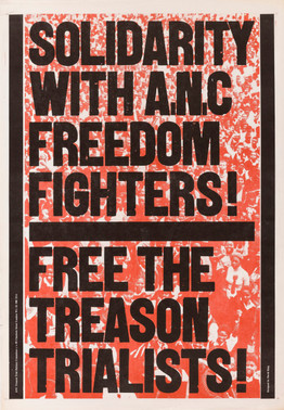 David King, Solidarity with ANC Freedom Fighters!, ANC Treason Trial Defence Committee, 1979