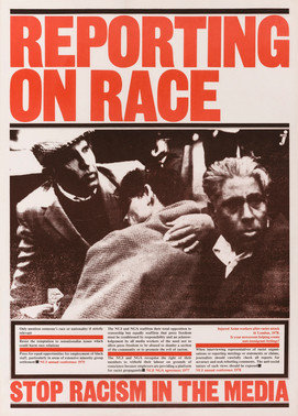 David King, Reporting on Race, National Union of Journalists, c. 1978