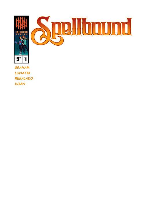 Spellbound #1 (Sketch Cover; blank)