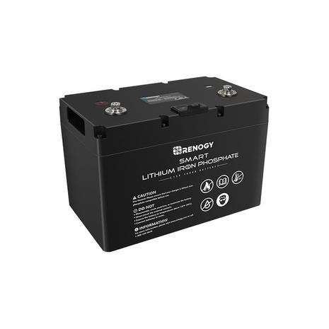 12V 100Ah Battery
